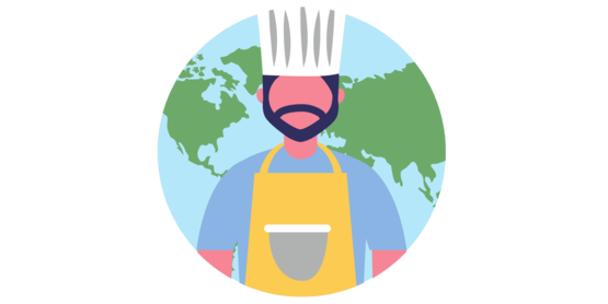 Cooking Around the World icon