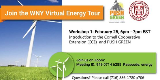 WNY Virtual Energy Tour