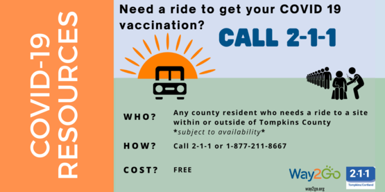 Rides to Vaccines