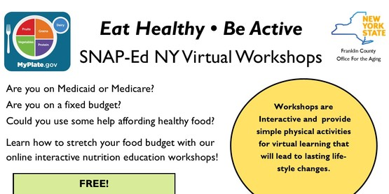 SNAP-Ed Workshops