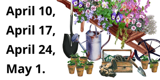 spring gardening day