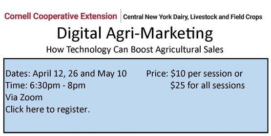 Digital Agri-Marketing