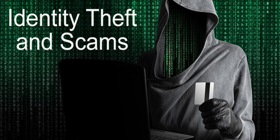 identity theft and scams