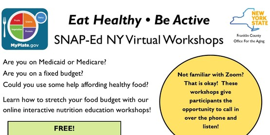 Nutrition Educations Workshops June