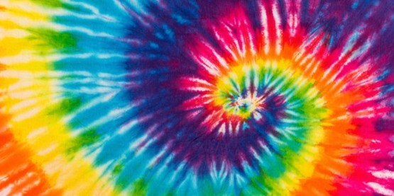 Make Your Own Tie-Dye Mask !