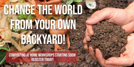 2021 Composting Workshop Banner