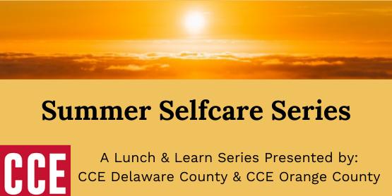 summer selfcare