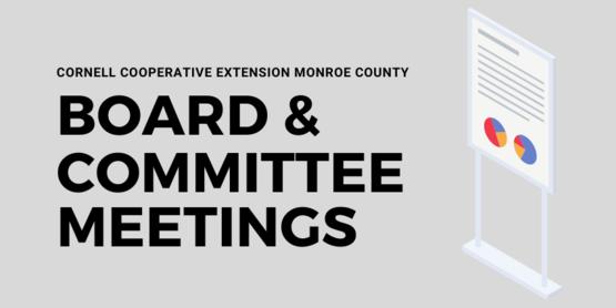 board and committee meetings