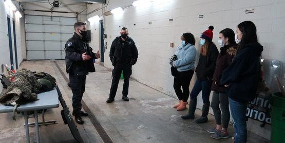 TLR 2020-21 Understanding the Justice System Part 1: Police
