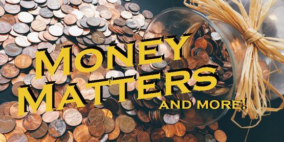money matters banner