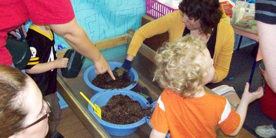 Indoor Garden Fun at Waverly FRC