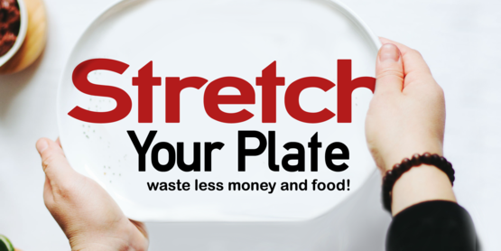 Plate stretched