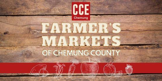 Farmer's Markets in Chemung County