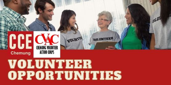 Check out our opportunities and find one that's right for you!