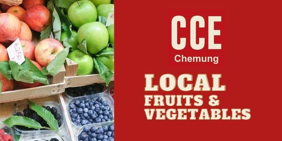 Local Fruits & Vegetables