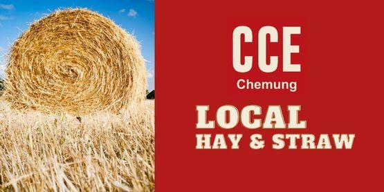 Find local hay & straw
