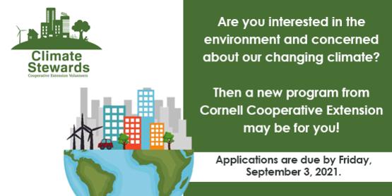 Climate Stewards Program 2021