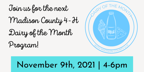 dairy of the month november