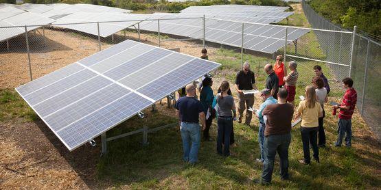 Image - Cornell Snyder Rd Solar Farm