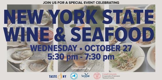 taste ny seafood event