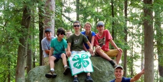 4-H Forestry Program