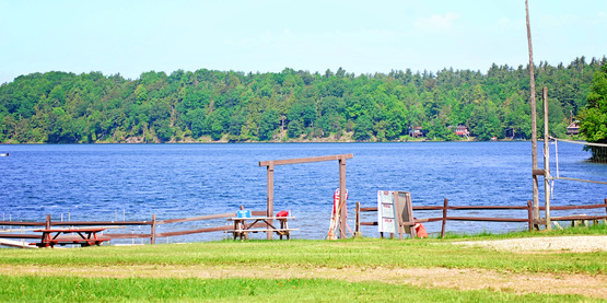 Waterfront at 4-H Camp Wabasso