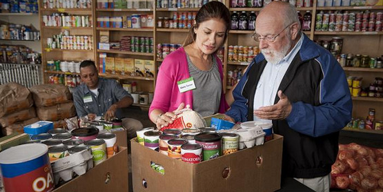 Visit our Food Pantry links for a list of daily pantries and meal sites in Rensselaer County.