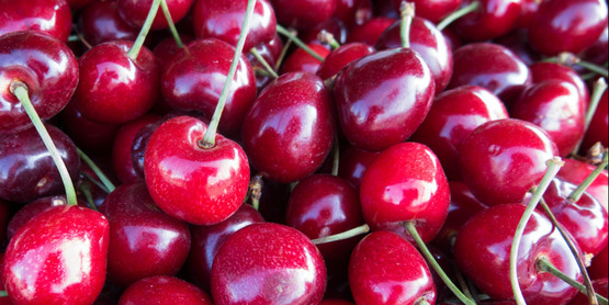 Cherries, USDA