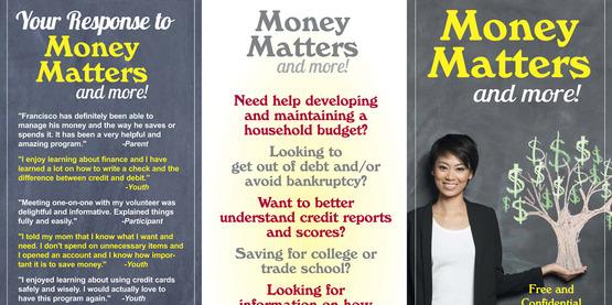 Money Matters & More brochure
