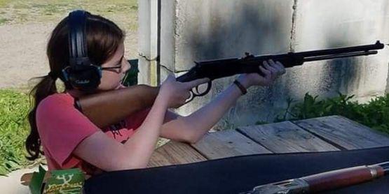 Rifle team member.