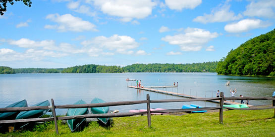 4-H Camp Wabasso Waterfront