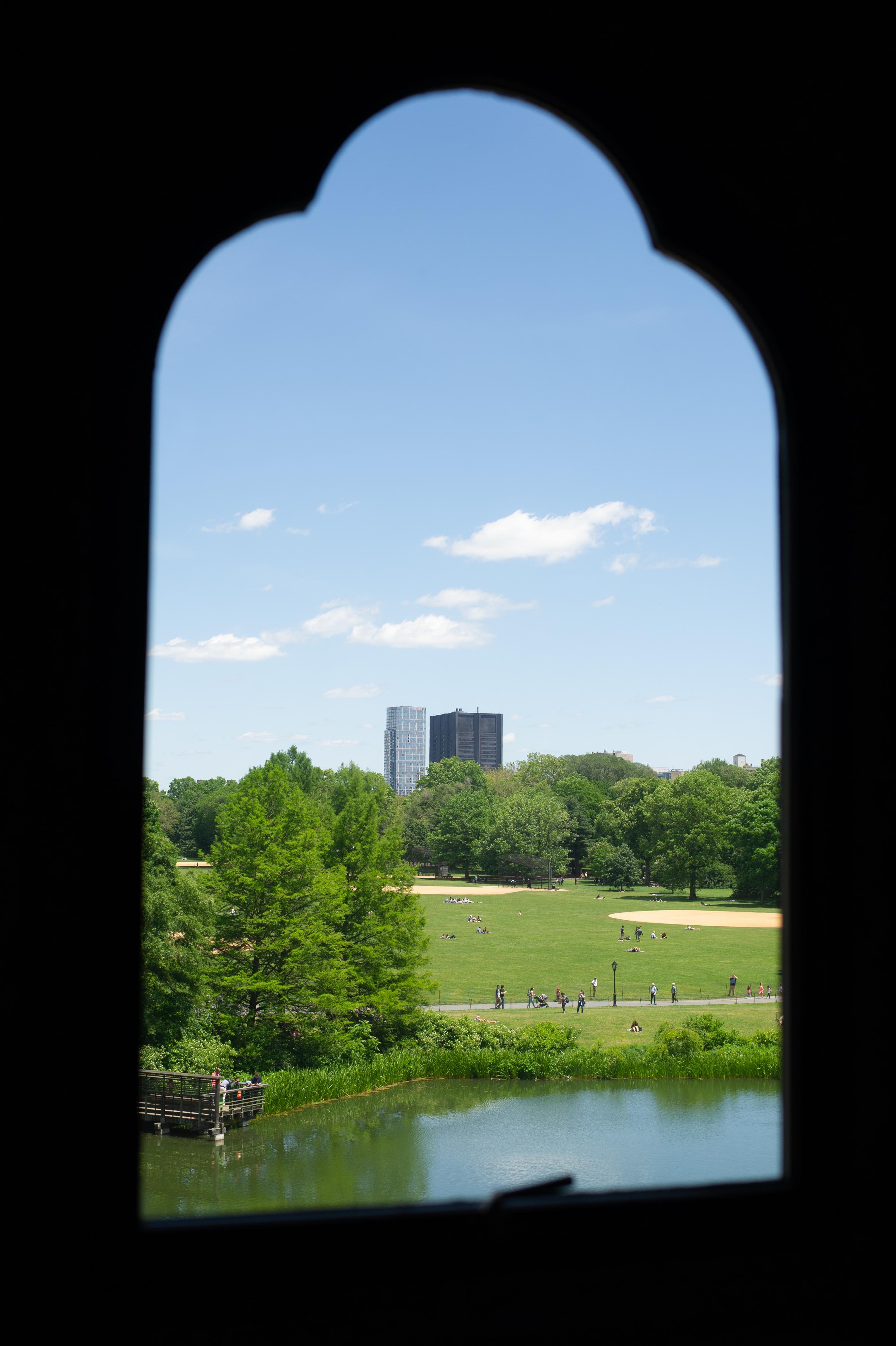 Belvedere window