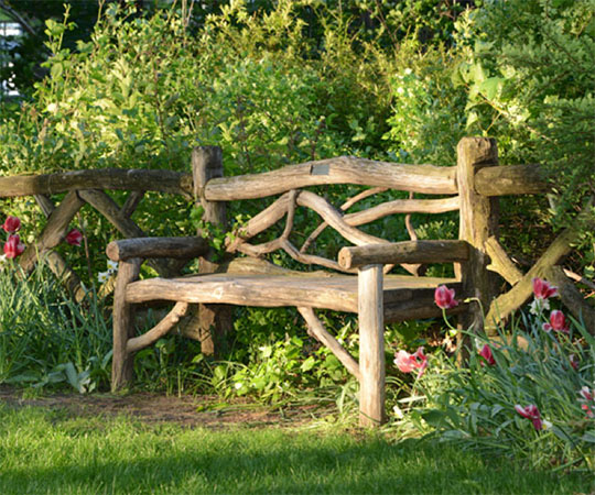 With Its Rustic Seating And Abundant Blooms That Attract Butterflies,  Hummingbirds, And Other Wildlife, Shakespeare Garden Is The Perfect Spot  For Quiet ...