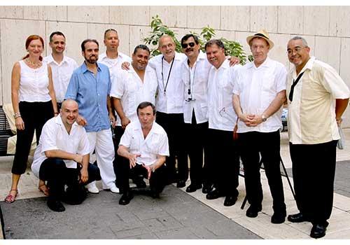 Chico Alvarez and The Palomonte Orchestra