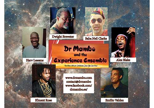 Dr. Mambo and the Experience Ensemble
