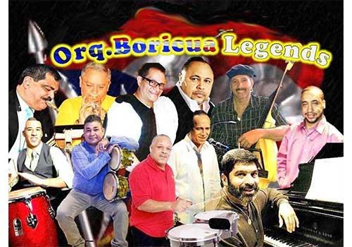 Boricua Legends