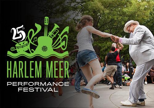 Harlem Meer Performance Festival 2018 Banner