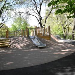 Safari Playground Slide