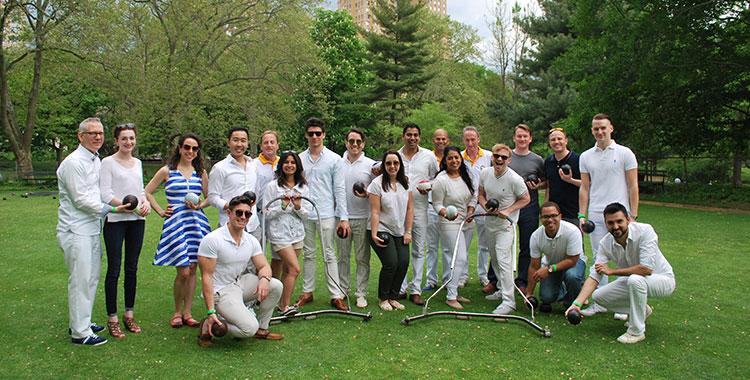 Greensward Circle members