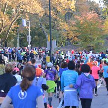 Member's Lecture: Central Park and New York Road Runners