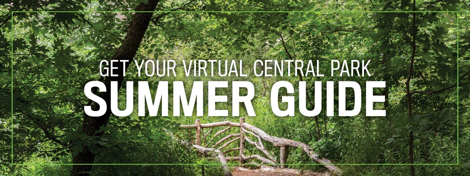 Download the Central Park Spring Guide