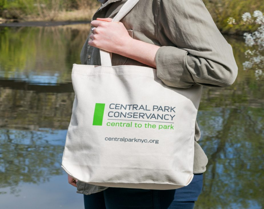 An attractive Conservancy tote bag