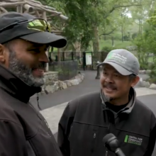 Watch: Get to Know the Conservancy's Rustic Team