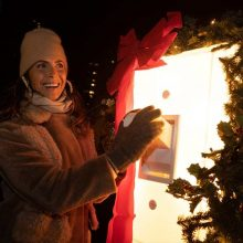 Photo/Video Release: Central Park Conservancy's 23rd Annual Holiday Lighting