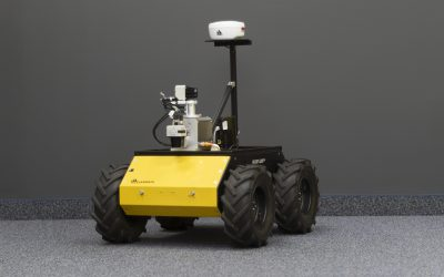 Rapid Outdoor/Indoor 3D Mapping with a Husky UGV