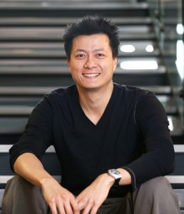 Jorge Cham Head Shot