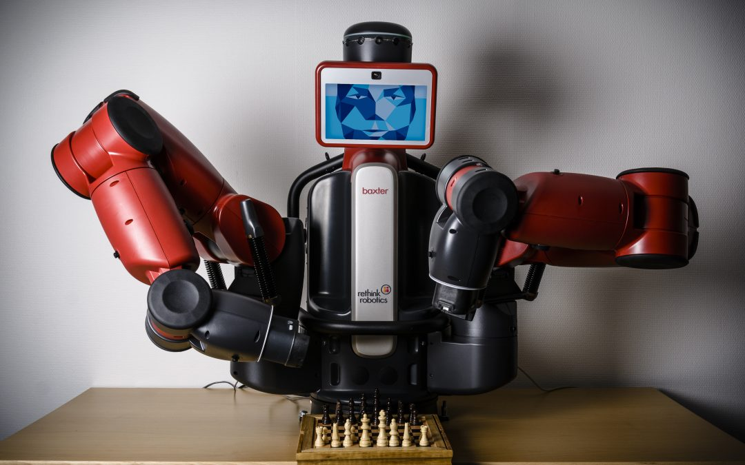 Ridgeback Mobilizes Baxter in Social Robotics Research