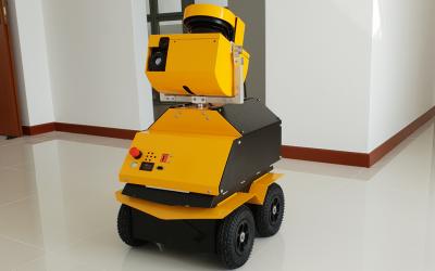 Jackal-Based Robot Modernizes Site Inspection