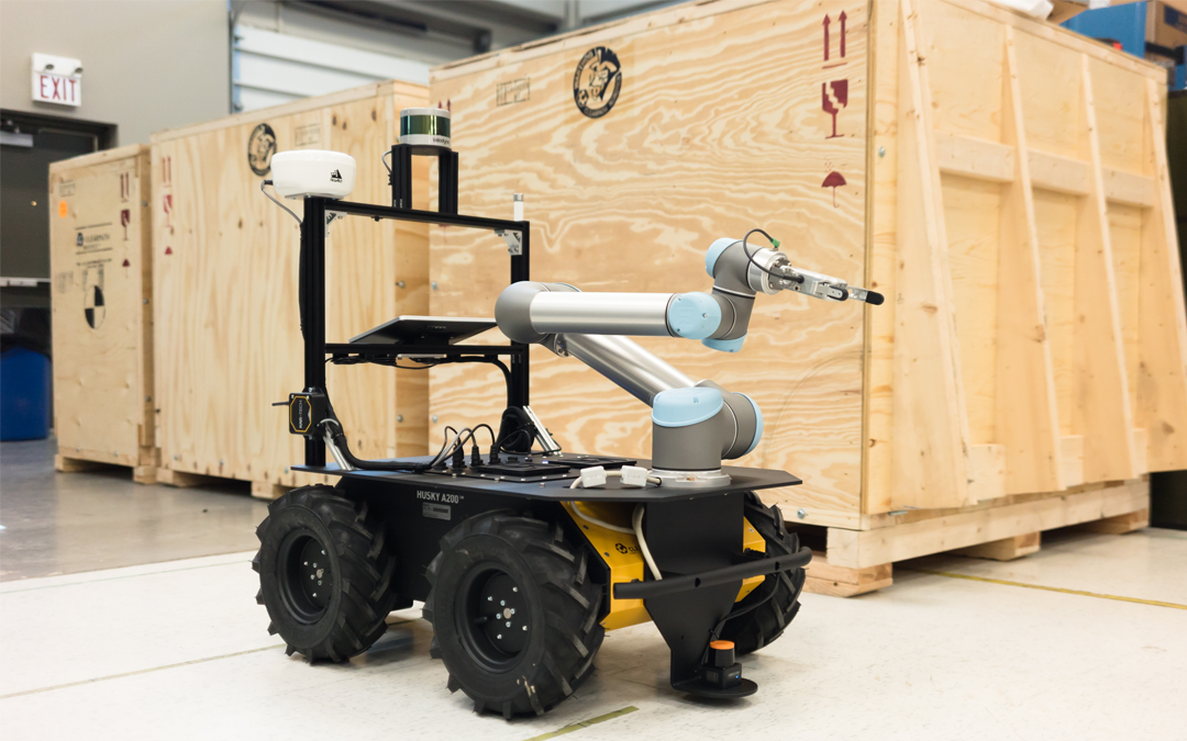 Clearpath & Universal Robots Team Up In Partnership