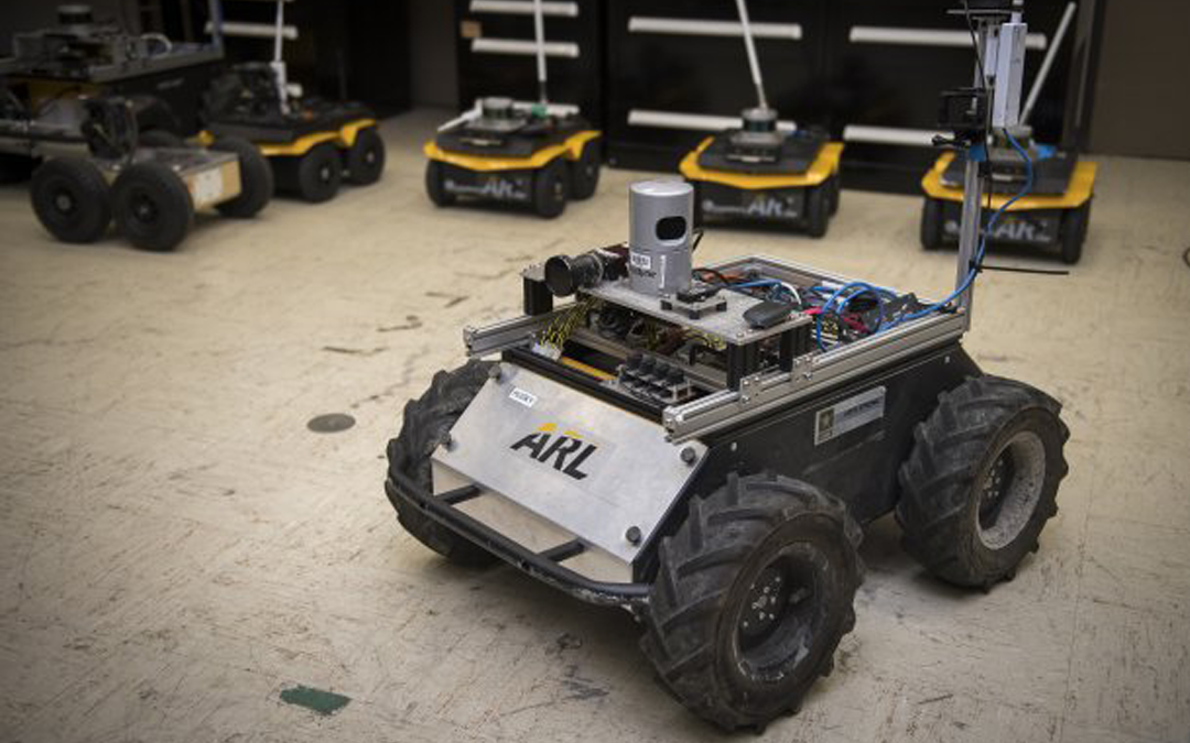 Developing a Reliable Teammate for Soldiers Using Husky UGV